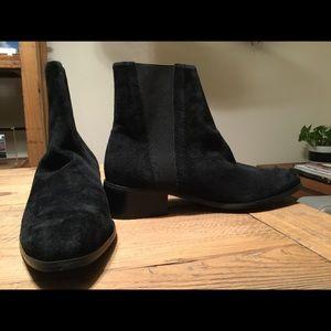 RAYE Celeste suede Chelsea boots